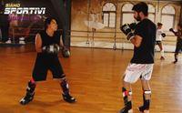 i ragazzi della kich boxing