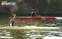 in canoa a cagliari