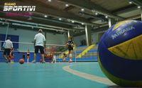 le ragazze del volley