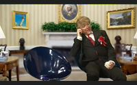 pillole lapola 2017 il presidente trump e la cancelliera merkel