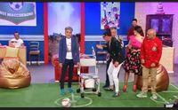 come il calcio sui maccheroni 2017 puntata 2 parte 3