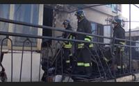 cagliari esplode una bombola appartamento distrutto palazzo evacuato