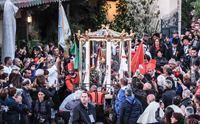 sant efisio in processione
