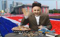 presidente nord coreano