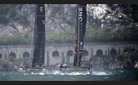 racing tour a villasimius arrivano i catamarani volanti