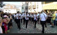 arbus festeggia s antonio di santadi un rito di oltre 400 anni