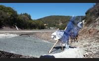 guardrail salva motociclisti sulla alghero bosa progetto della provincia