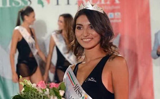 la vincitrice francesca carrucciu miss sardegna 2017
