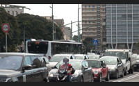 cagliari nel caos tra cantieri e pedonalizzazione l ira degli automobilisti