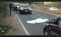 terralba investe un coniglio e scende dall auto 74enne travolto e ucciso
