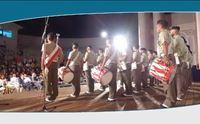 la banda della brigata sassari al premio navicella sardegna 2017