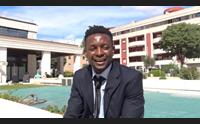 dottor eze primo laureato nigeriano all universit di cagliari