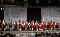 il gruppo folk della bulgaria ospite della serata musicale