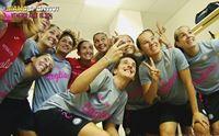 le ragazze del futsal futbol cagliari di calcio a 5