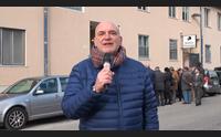 matteo renzi in sardegna il leader del pd sono qui per ascoltare