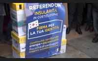 insularit la voce giuridica sul referendum percorso legittimo