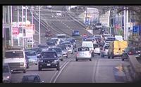 autista bus colpito da malore passeggero tira il freno e evita tragedia