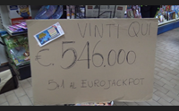 euro jackpot da 546mila euro settimo san pietro brinda alla fortuna