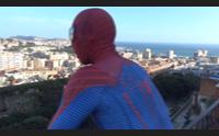 anche cagliari ha il suo supereroe spiderman casteddu