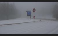 desulo vigilia di pasqua con la neve a tascus pochi disagi