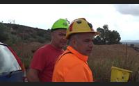 olmedo su internet la raccolta fondi per le famiglie dei minatori