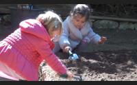 cagliari baby coltivatori all orto botanico nasce l orto elfico