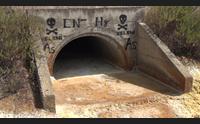 sarcofago dei veleni le analisi emergenza sostanze tossiche nell acqua