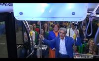 lapola in autobus per cagliari
