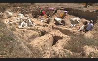 cabras nuovi scavi a tharros cerchiamo il quartiere artigianale