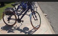 citt metropolitana svolta green a pula le bici per i dipendenti comunali