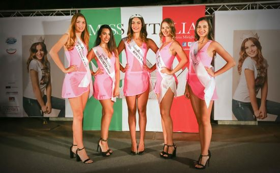 miss italia 2018 a narcao