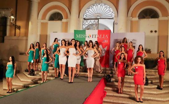 selezione miss italia ad oristano