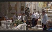 quartu si prepara alla festa di sant elena il rito della vestizione