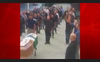 sassari funerale fascista dopo le polemiche gli esposti e le denunce