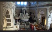 a tuili tornato il retablo capolavoro della pittura sarda del 1500