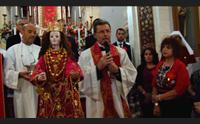 decimomannu la processione di santa greca domani in diretta dalle 10