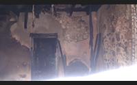 tragedia a uta incendio in casa 56enne muore carbonizzato
