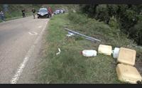 jerzu auto precipita in un dirupo muore allevatore di 29 anni
