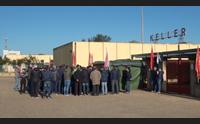 keller i sindacati alla regione no alla vendita dei macchinari