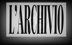 l archivio