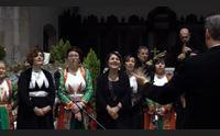 i vent anni del coro eufon a di gavoi cantiamo l universo femminile