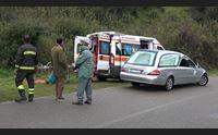 villasalto con l auto gi da una scarpata muore un sacerdote