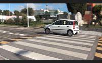 pirri sicurezza stradale dopo le petizioni arrivano i dissuasori