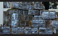cagliari 100 kg di hashish in casa valore 500 mila euro due in manette