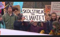 lunamatrona sciopero per il clima in piazza gli studenti della marmilla