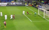 joao pedro segna il primo gol in cagliari fiorentina