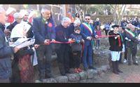 norbello inaugura la via dei martiri arborensi tra fede e cultura
