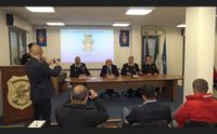 oristano operazione grighine 13 in carcere c anche un carabiniere