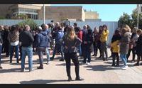 olbia ore convulse per i lavoratori il sindaco impedire la fuga di air italy