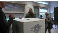elezioni europee nell isola il maltempo spinge gli elettori alle urne